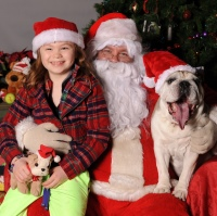 MSPCA santa photos