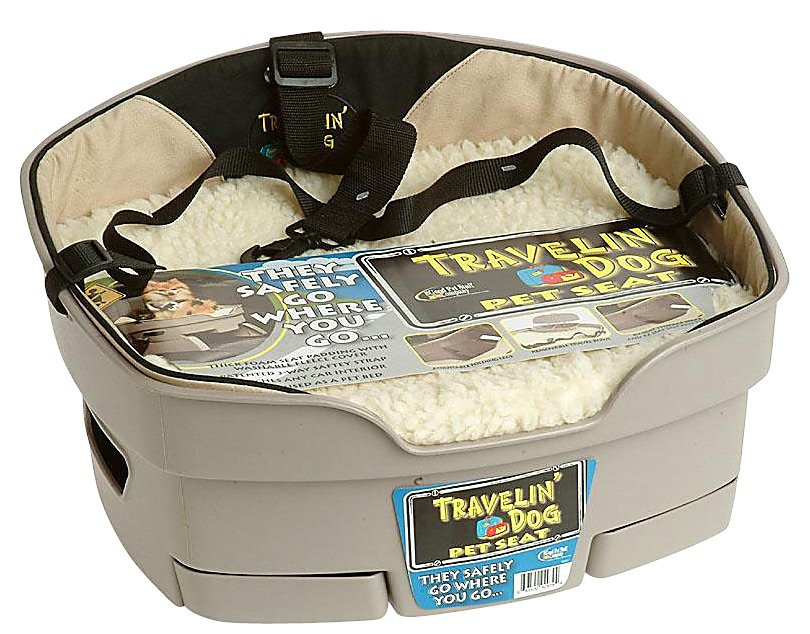 Travelin Dog Pet Seat 1