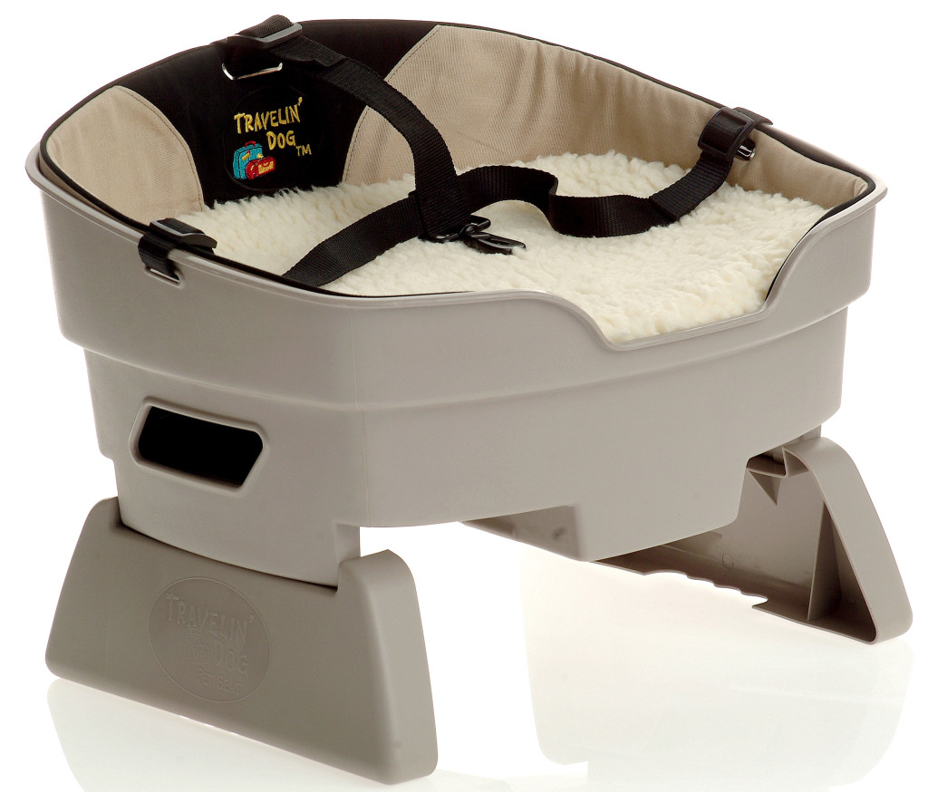 Travelin Dog Pet Seat 2