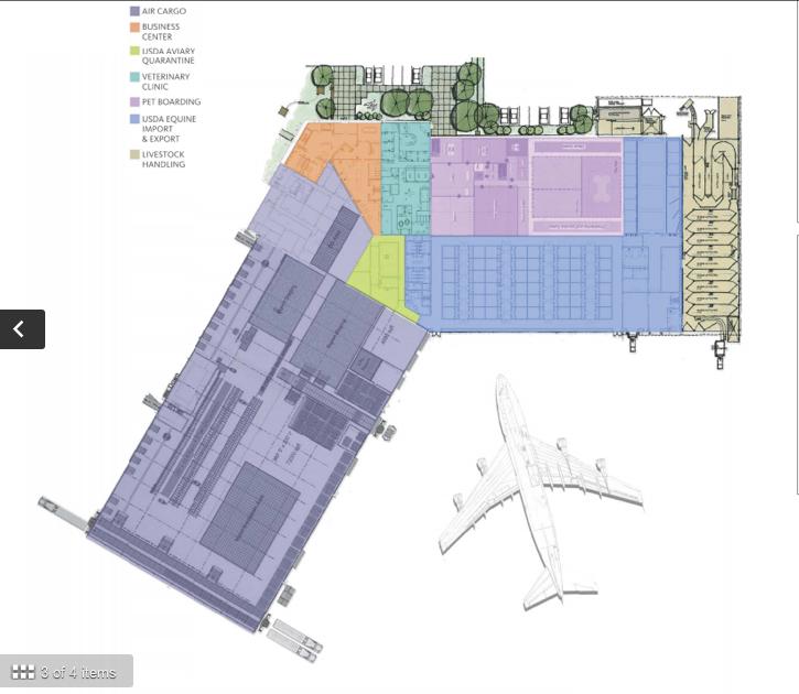 ARK JFK terminal