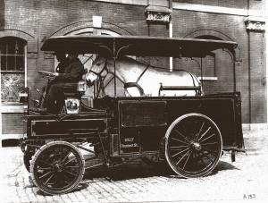 PSPCA horse ambulance