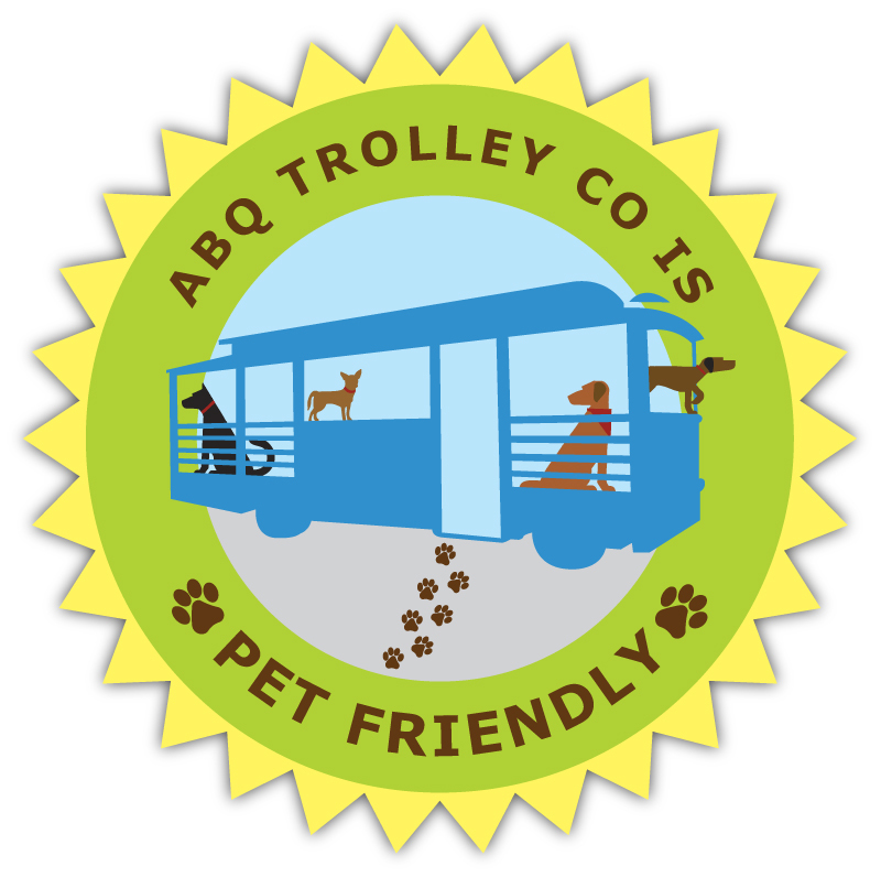 ABQ Trolley Petfriendly