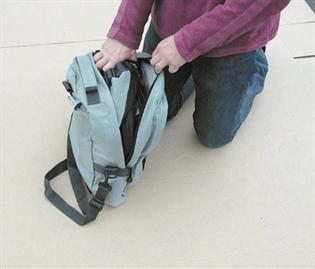 DogBag knapsack