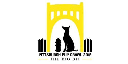 Pittsburgh Pup Crawl 2015 logo