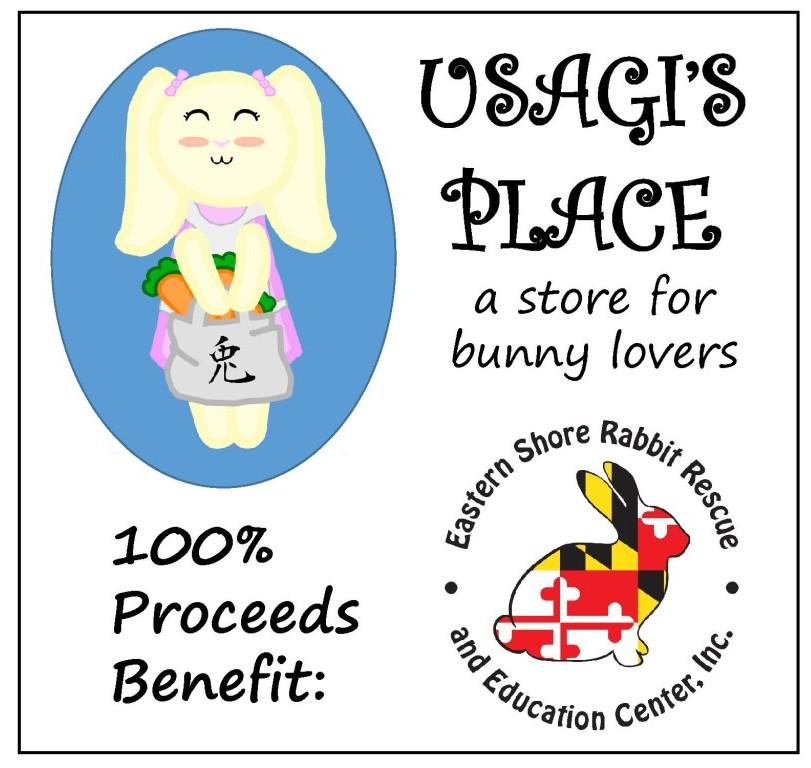eastern shore rabbit Usagi-Store