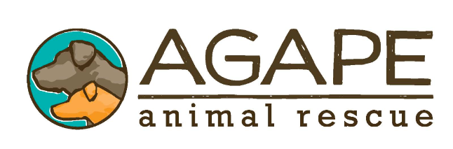 agape animal rescue logo
