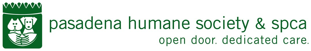 Pasadena humane banner