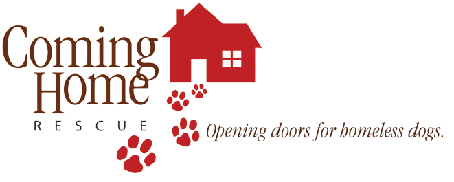Coming Home Rescue logo