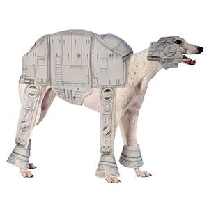 Imperial Walker costume