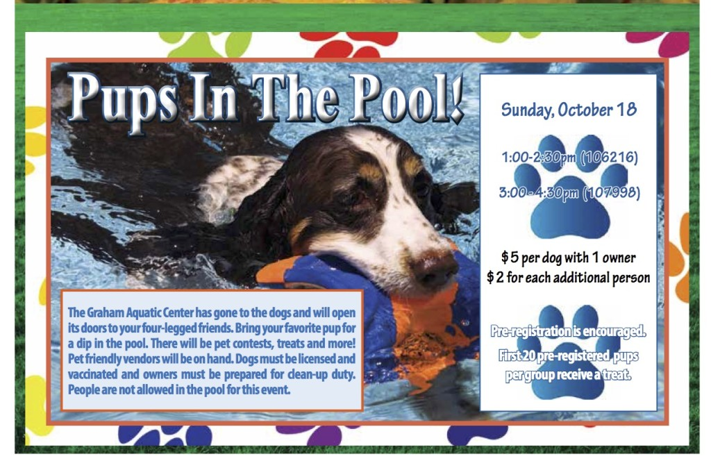 Vacaville Pup Pool