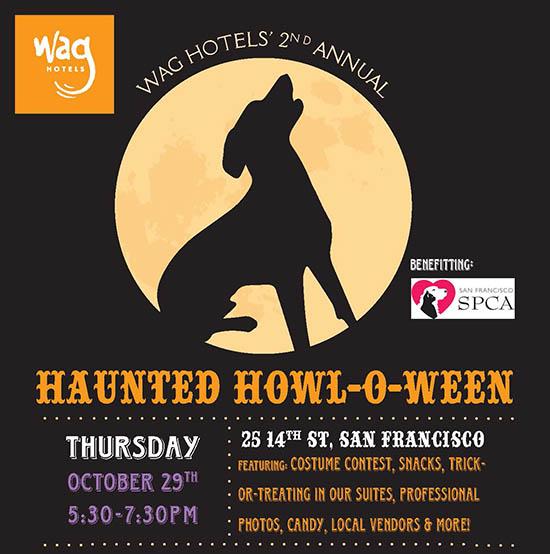 wag SF halloween