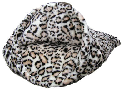 Chilly Dog leopard plush