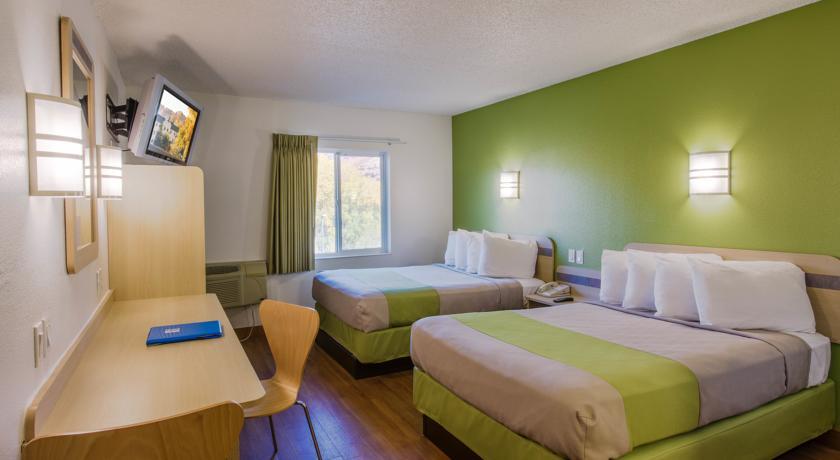 Motel 6 room 2