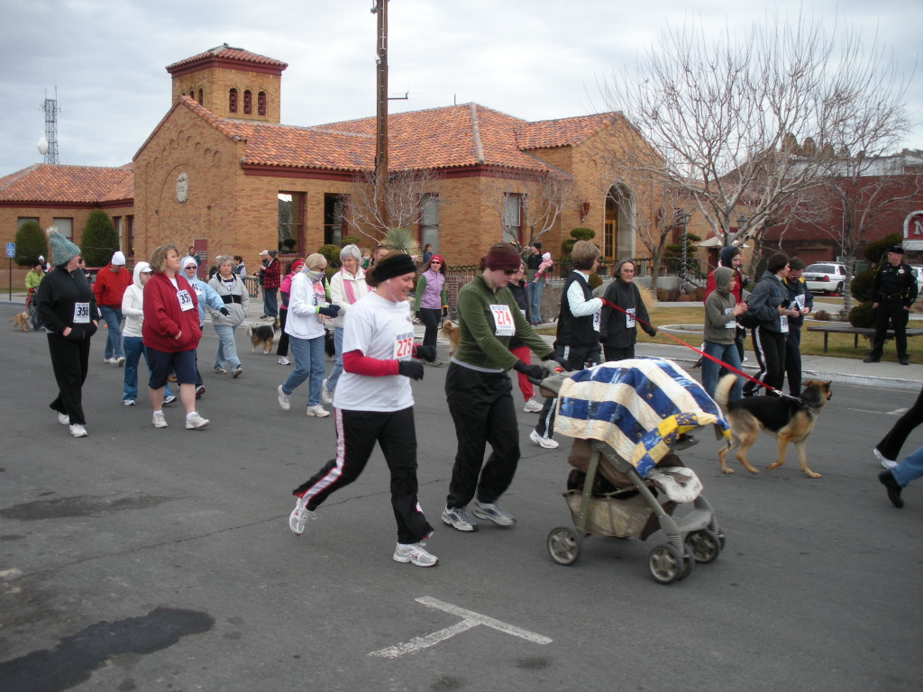 dog fun run NV